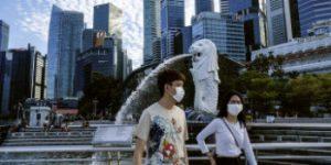 coronavirus singapour