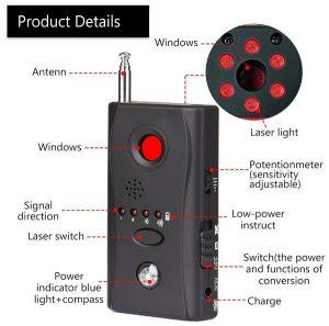 détecteur micro