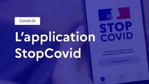 application stopcovid gouvernement
